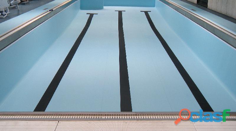 Reparacion reformas piscinas instalación certificada liner armado