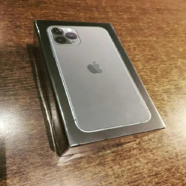 Vendo apple iphone 11 pro max 512gb