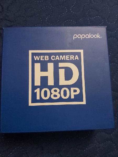 Web cam hd 1080 papalook a estrenar