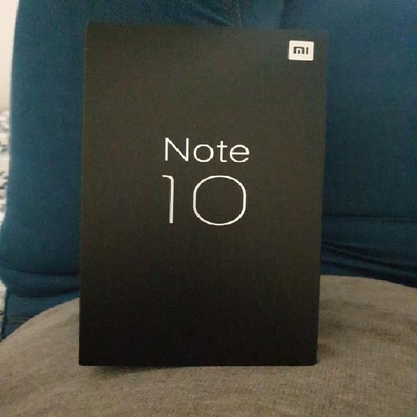 Xiaomi note 10 ,128g precintado