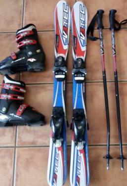 Botas esquí alpino (pack)