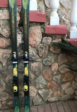 Esquís carving rossignol 177 cm