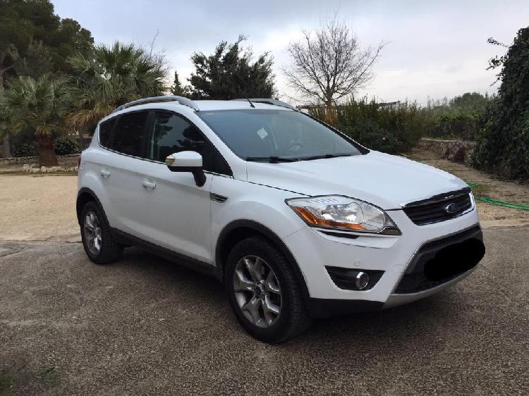 Ford kuga 2009 titanium 2wd 2.0 (136cv)