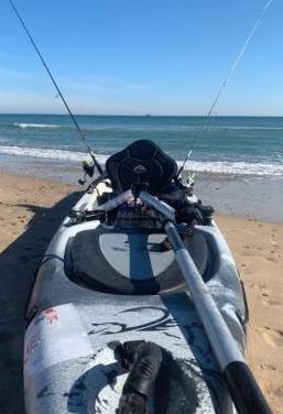 Kayak pesca ábaco rotomod 420