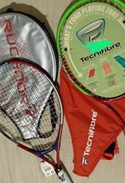 Raquetas tenis para niños