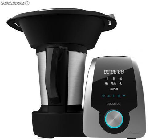 Robot de cocina cecotec mambo silver multifunción 1700w 3.3