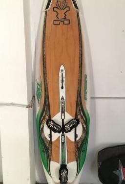 Tabla de windsurf starboard flare 98 lts