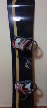Tabla snowboard ski