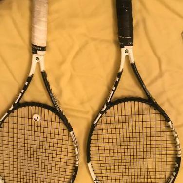 Raquetas tenis head