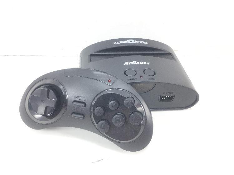 Sega megadrive mini classic 25 aniversario 80 juegos
