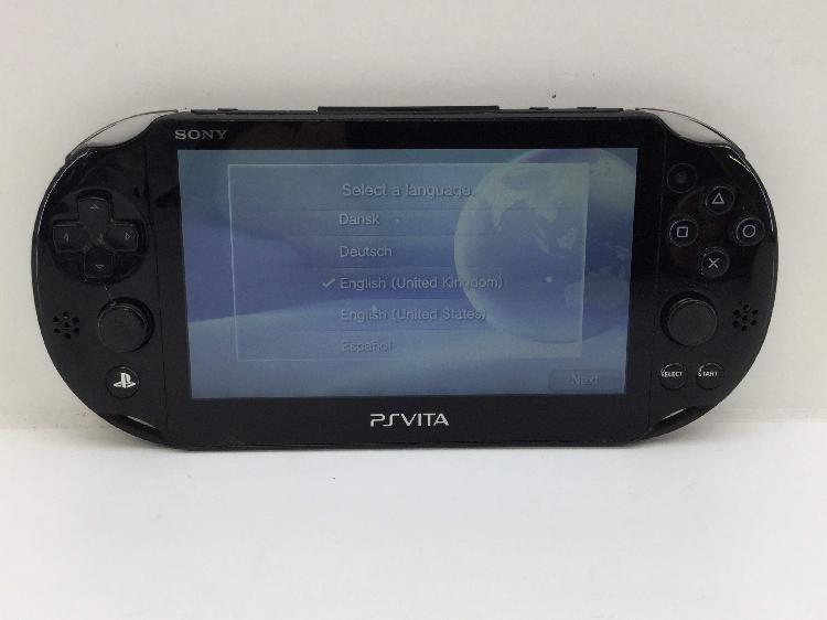 Sony ps vita slim 2000