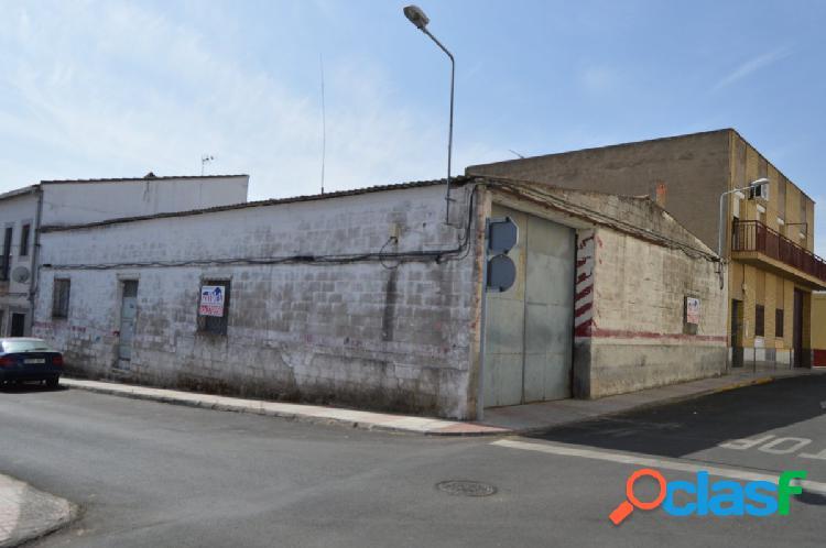 Nave industrial de 280 m2-licencia de taller mecanico