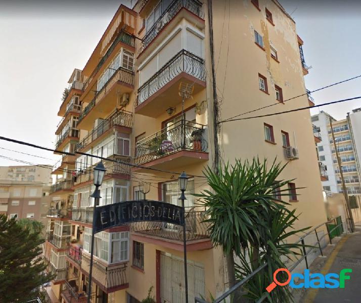 Procedente de banco - piso de dos dormitorios y terraza en torremolinos. posibilidad de financiación