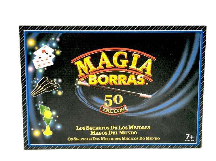 36 % juegos de mesa otros magia borras 50 trucos