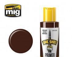 Ammo - one shot primer - marron oxido 2026