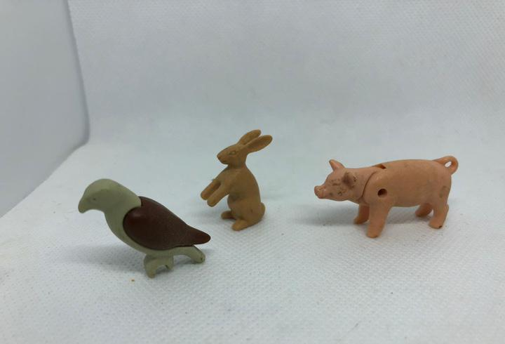 Animales varios playmobil lote