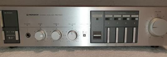Amplificador pioneer sa-540, impoluto