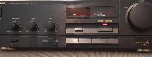 Amplificador technics su-x911