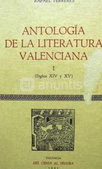 Antología de la literatura valenciana i (siglos xi