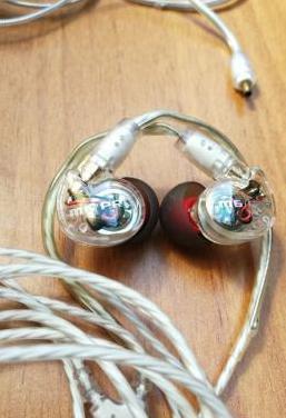 Auriculares mee m6 pro iem/in-ear