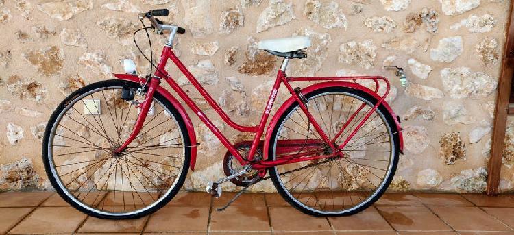 Bicicleta de paseo vintage gac geace's