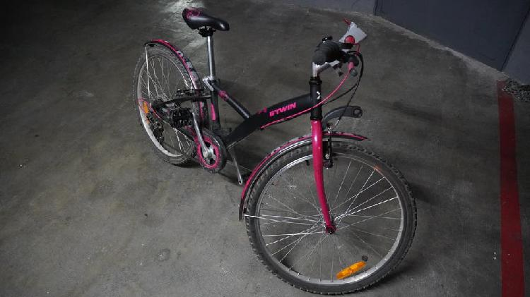 Bicicleta niño/a b-twin