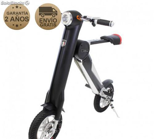 Bicicleta scooter eléctrico plegable bep-02