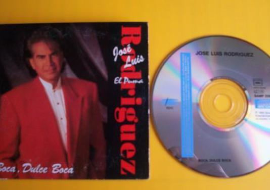 Boca, dulce boca de el puma (single cd original)