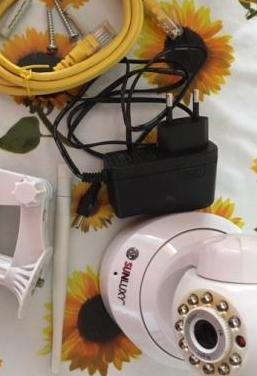 Camara wifi p2p hd