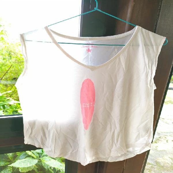 Camiseta green coast mujer talla m