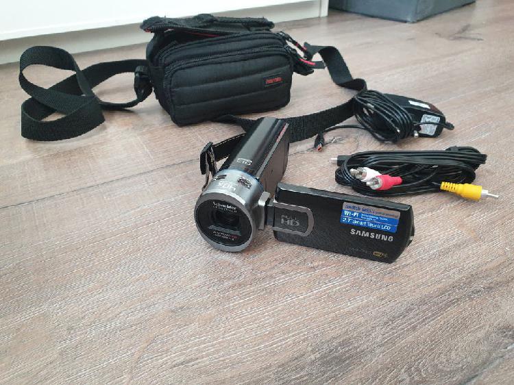 Cámara de video samsung hmx-qf20