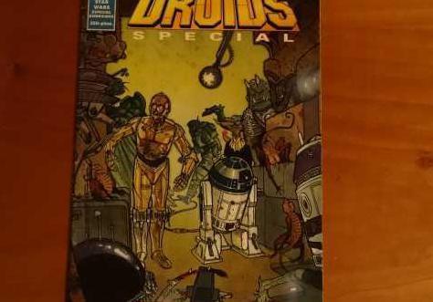 Comics star wars.droids special.editorial norma