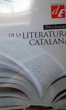 Diccionari de la literatura catalana nou