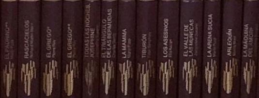Edicion especial club planeta / 15 tomos