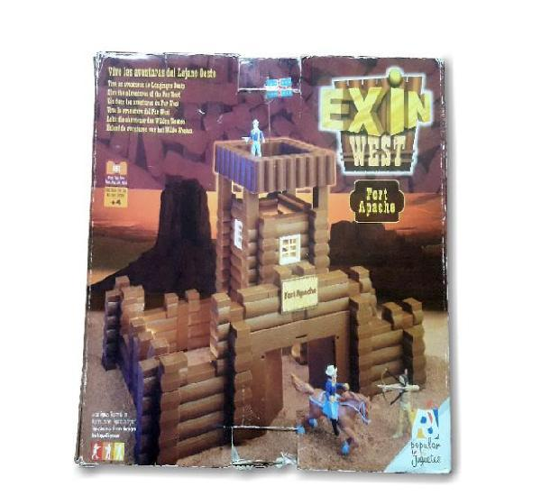 Exin west fort apache