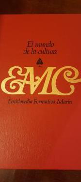 Enciclopedia formativa marin 12 tomos