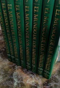 Enciclopedia del mundo animal