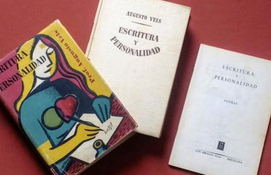 Escritura y personalidad. 1ª ed.