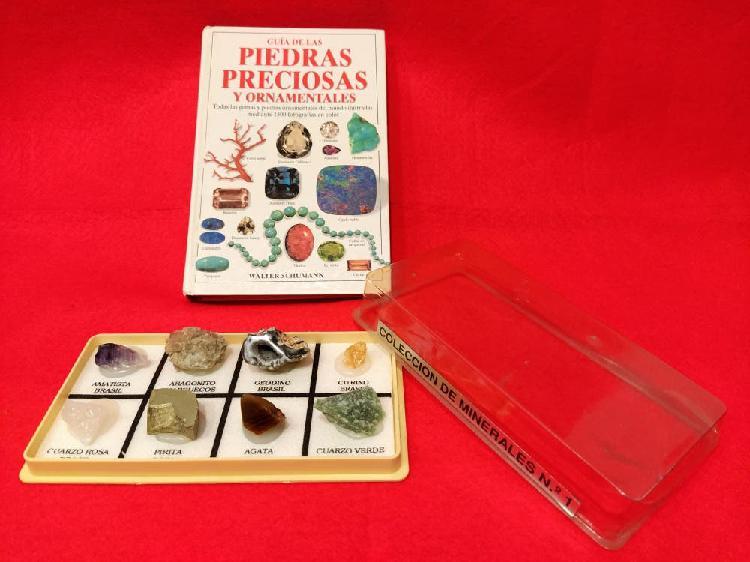Guía piedras preciosas, de walter schumann (1997).