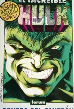 Hulk, dentro del panteón