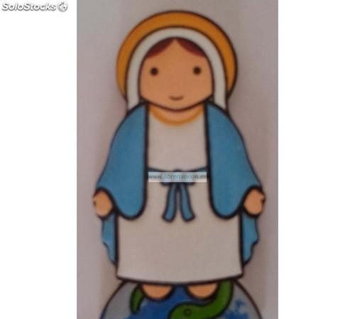 Iman virgen milagrosa infantil little