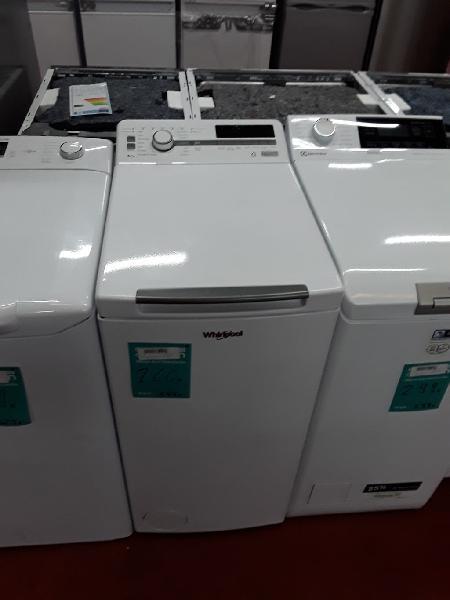 Lavadora carga superior whirlpool tdlr60230
