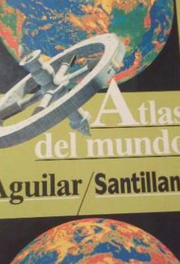 Libro - atlas del mundo aguilar