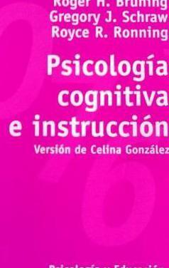 Libro psicología cognitiva e instrucción