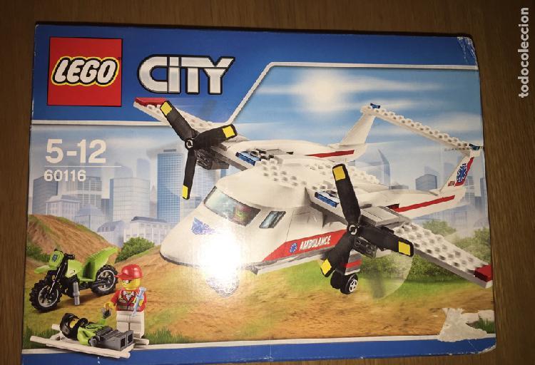 Lego 60116 nuevo en caja sin abrir