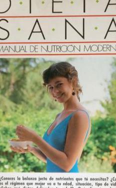 Libro: dieta sana. manual de nutricion moderna