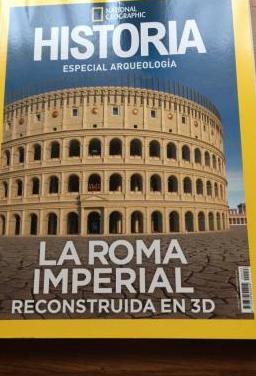 Libro historia national geographic