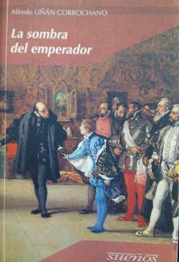 Libro la sombra del emperador