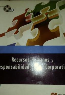 Libro recursos humanos y responsabilidad social co