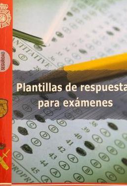 Libro de plantillas para exámenes